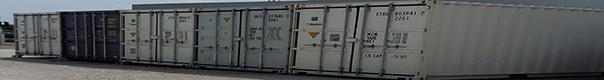 Containers déménagement